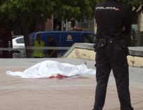Un empresario mata a otro a tiros y luego se suicida en el centro de Cuenca