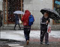 Las mejores fotos del temporal de nieve