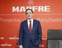"""Huertas (Mapfre) pide colaboración público-privada ante los """"nubarrones"""" del Estado de Bienestar"""