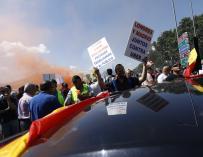 El Gobierno descarta cualquier cambio en las licencias VTC en pleno conflicto entre el taxi y Uber y Cabify