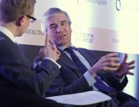 Foto del consejero delegado de Abertis, Francisco Reynés.