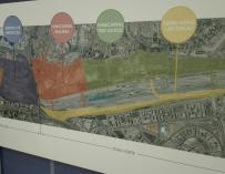 (Amp.) La nueva operación Chamartín contempla 11.000 viviendas, reduce edificabilidad y se aprobará en 2018