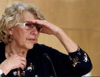Fotografía de Manuela Carmena, alcaldesa de Madrid