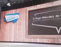 Méndez de Vigo anuncia la propuesta de un MIR para profesores