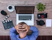 Cuando entramos en una espiral negativa en el trabajo podemos acabar odiando nuestra vida / Pixabay