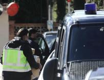 Fotografía de la operación contra el narcotráfico en Cádiz.