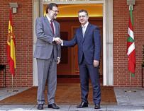Rajoy y Urkullu se reunieron el 15 de julio en la Moncloa