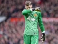 """De Gea confía en que el United """"ataque desde el primer minuto"""""""