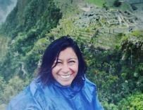 Desaparecida en Perú