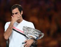 Federer agranda la leyenda en Australia con su 20º Grand Slam