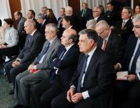 Fotografía de la continuación del juicio de los ERE