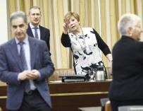 El PP promueve a Celia Villalobos para presidir la Comisión del Pacto de Toledo, tras sacarla de la Mesa del Congreso