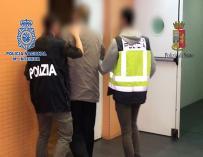 La policía detiene al mafioso Fausto Pellegrinetti
