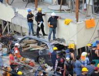 Los principales terremotos en  México desde 1985