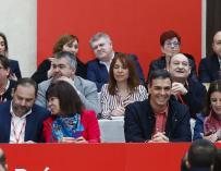 Sánchez, sin oposición en el Comité Federal
