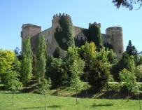 Castillo de Castilnovo, Segovia