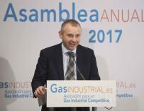 El secretario de Estado de Energía, Daniel Navia.