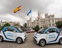 Car2go alcanza los 100.000 usuarios en Madrid