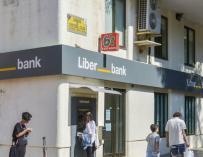 Liberbank cubre su ampliación de capital con una demanda 7,9 veces superior