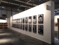 Exposición presos políticos en ARCO