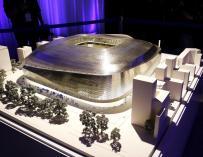 El proyecto de GMP Architekten-L-35-Ribas, elegido para remodelar el Bernabéu