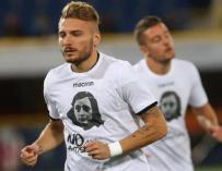 Lazio se une a la lucha contra el antisemitismo / EFE