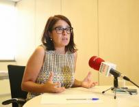 Adriana Lastra da por superado el fantasma del 'sorpasso': Podemos ha envejecido rápido y tiene usos de vieja política