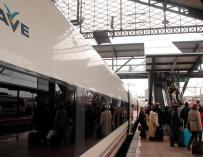 Estación de AVE de Valladolid