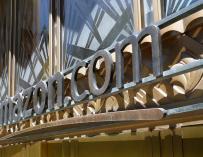 Entrada de la sede central de Amazon en Seattle / Simone Brunozzi