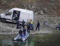Los cuerpos encontrados en Susqueda pertenecen a los dos jóvenes desparecidos.