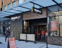 Así es el primer Amazon Go, situado en Seattle / SounderBruce