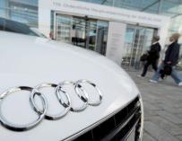 Registran en Alemania las casas de dos exdirectivos de Audi por el caso del diésel (EFE)