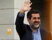 Prisiones expedienta a Jordi Sánchez por tratar de camuflar cartas