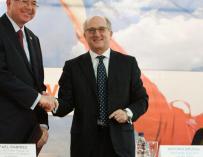 Imagen del presidente de Repsol, Antonio Brufau.
