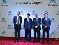 CaixaBank inaugura en Tánger su segunda oficina en Marruecos