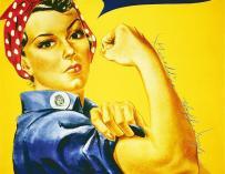 Muere el icono de las mujeres trabajadoras durante la II Guerra Mundial