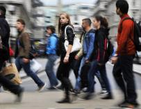¿Jubilación? La brutal diferencia entre ahorrar 10 años de joven o empezar tarde (EFE)