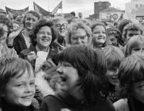 Día Libre de la Mujer, el 24 de octubre de 1975.