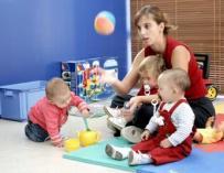 Las autónomas disfrutan de las mismas 16 semanas de baja de maternidad.