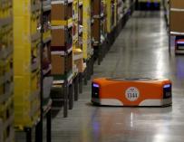 La onda expansiva de Amazon: automatizar para eliminar empleos