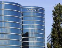 Sede central de Oracle.