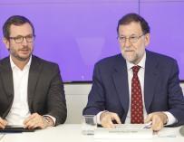 """Maroto (PP) cree que """"hay interés político"""" en la comparecencia de Rajoy en pleno y vaticina que no saldrá """"nada nuevo"""""""