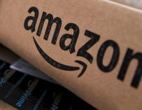 Amazon caja para portada