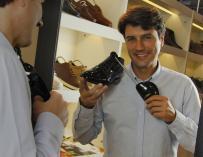 El CEO de Masaltos.com, Antonio Fagundo.