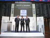 Goldman Sachs reduce por debajo del 3% su participación en la socimi Merlín