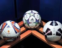 Así es el Finale 11, el balón de la Champions League