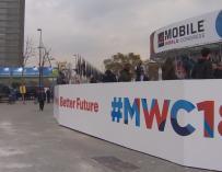 El 'MWC 2018' abre sus puertas mostrando las últimas novedades