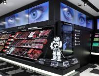 Imagen del interior de una tienda de Sephora.