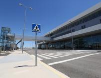 El aeropuerto 'fantasma' de Ciudad Real ha sido finalmente adjudicado por 56,2 millones, 400 menos de los que costó.