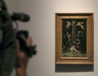 Donación pinturas a El Prado